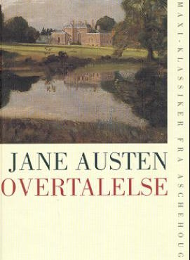 Boganmeldelse af 'Overtalelse' af Jane Austen