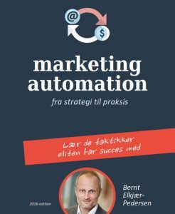 Bernt Elkjær-Pedersen - Marketing Automation