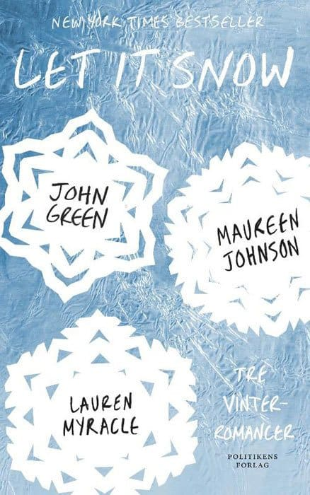 Green, Johnson og Myracle - Let it snow
