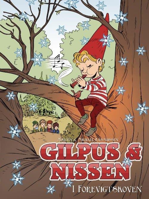 Gilpus & nissen i Forevigtskoven
