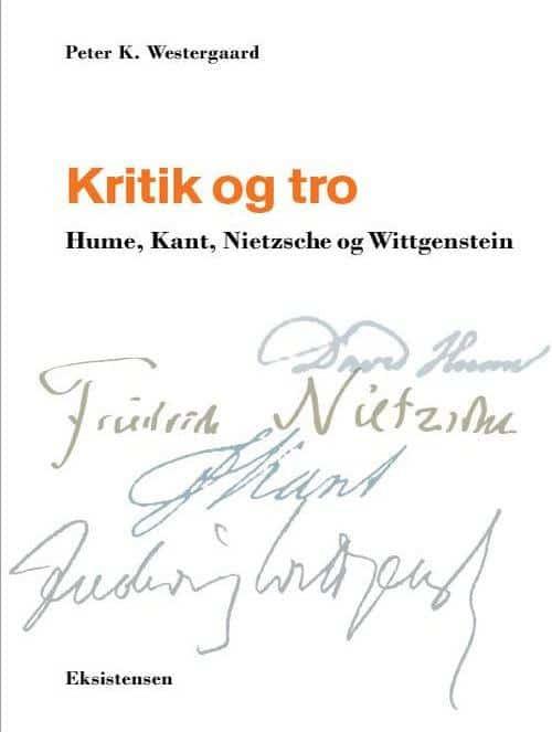 Peter K. Westergaard - Kritik og tro