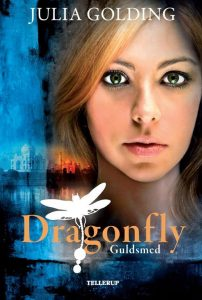 Julia Golding – Dragonfly – guldsmed