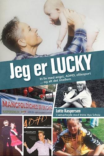 Irene Aya Schou & Lotte Kaspersen - Jeg er LUCKY