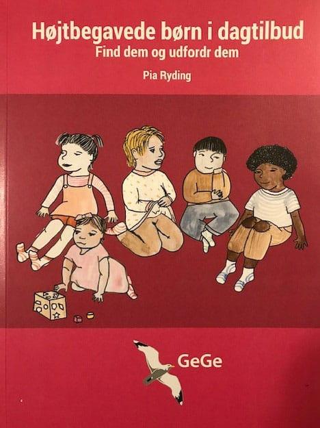 Pia Ryding - Højtbegavede børn i dagtilbud