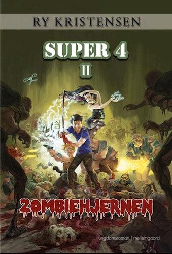 Ry Kristensen - Super 4 - Zombiehjernen