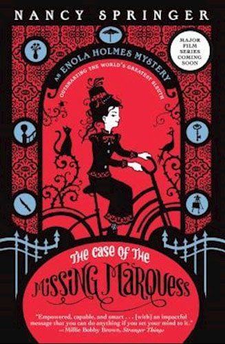 Nancy Springer - The Case of The Missing Marquess
