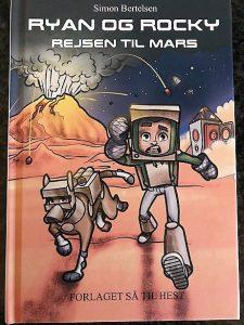 Simon Bertelsen, Ryan og Rocky, rejsen til Mars