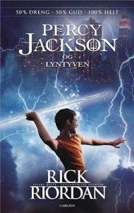 Rick Riordan - Percy Jackson og lyntyven
